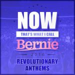Now That's What I Call Bernie 2016 - Album Art by martinemes