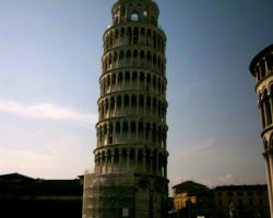 Leaning Tower of Piza by andyjh07