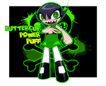 Powerpuff Girl Buttercup by QimCheese