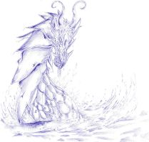God of water by Ivel-Xx