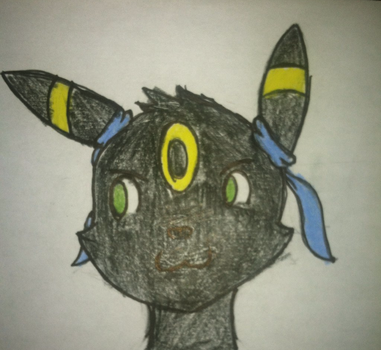 Oh Hey, I Know That Umbreon by AmberTheWolfKit