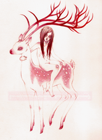 Little Fawn by LucitaniaMarie