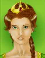 Princess Fiona by tite-pao