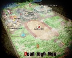 Dead High Map by AyaNyu