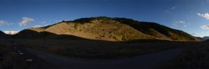 Sun Valley Sunset 2011-10-08 by eRality