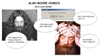 Alan Moore Comics by newtonthenewt