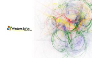 simple Windows 7 wallpaper by momentsb4autumn