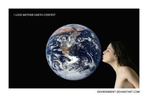 I love mother earth by dicalva