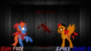 Pony Kombat New Blood 6 Round 2, Battle 8 by Macgrubor