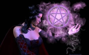 Wicca Way by Angelinleather