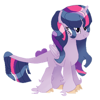 My style of Twilight Sparkle by NeonMare