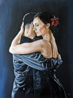 Latin Dancers by petebud