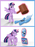 Trixie's Greatest Hits, Published by Twilight by MistressCelestia