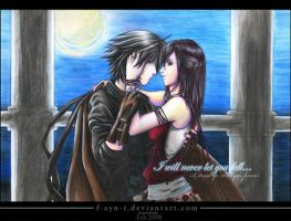 : I Will Never Let You Fall : by F-AYN-T