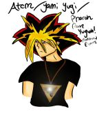 Yami from Predetermined Events by Gabriel-loki