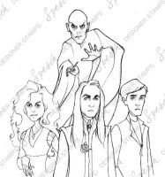 DH stamps_ Voldemort by Ninidu