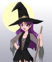 Mayu witch for princeofindigo by taichikun14