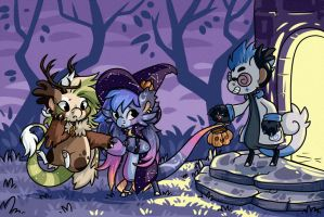Event - Trick or Treat by Momoless