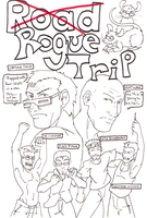 Rogue Trip by GoldphishCrackers