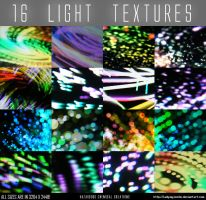 Light Textures by LadyMyoushu