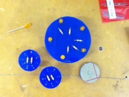 Portal gun lighting has begun by siren10101