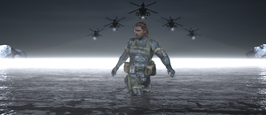 Metal Gear Solid V - Ground Zeroes by James--C