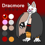 Dracmore Reference by JomoOval