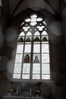 window of the Meissen Cathedral by fairytale-gone-bad