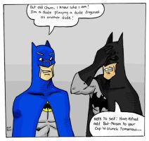 Batman Meets Adam West Part 46 by TheMonkeyYOUWant