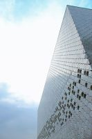 Fish scale building by Philxxx