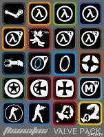 Valve Icon Pack UPDATED by Thanatos-