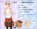 Happy-Tails :: Lay by Tantei-Ai