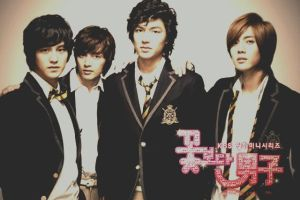 Boys Over Flowers by LeDeux