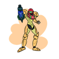 Samus by JamToon