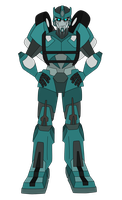 Kup for Iacon Arrows by Jaggid-Edge