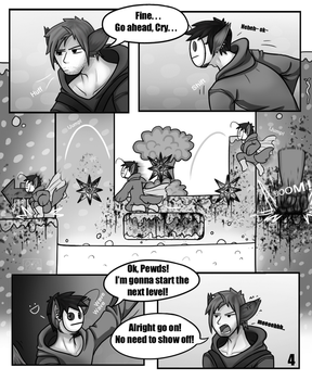 PewdieCry Doujin page 4 by 13OukaMocha13