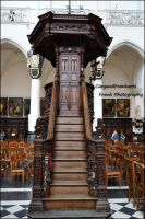Pulpit by CaryAndFrankArts
