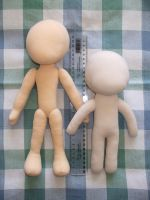 New and improved plush pattern by FlyingRabbitMonkey