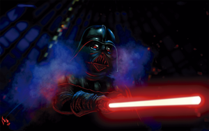 Lord Vader by MrTuRn