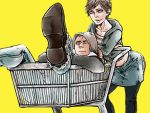 Mercer Bros. in the Supermarket by Riverock