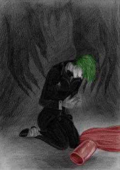 NOW THIS IS A STORY ALL ABOUT HOW JOKER'S LIFE GOT by ZalyHeartlessTigress