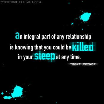 Trent Reznor on Relationships: Inverted by chexzies