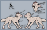 K :Reference Sheet: by Justt-K