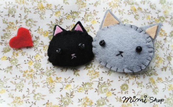 cats by mimishop
