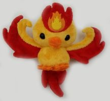 Pokemon GO! Team Valor Moltres Plush ~ SOLD!