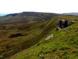 Cuilcagh Mountain by DarkBrightlover