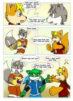 Clash of furry rage stop by JackieHound