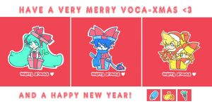 Have a very merry...? -EOY- by maocha