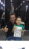 Nicholas and Kevin Eastman by kylemulsow