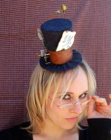 Tiny Top Hat: Steam Punk Mad Hatter - Version 3 by TinyTopHats
